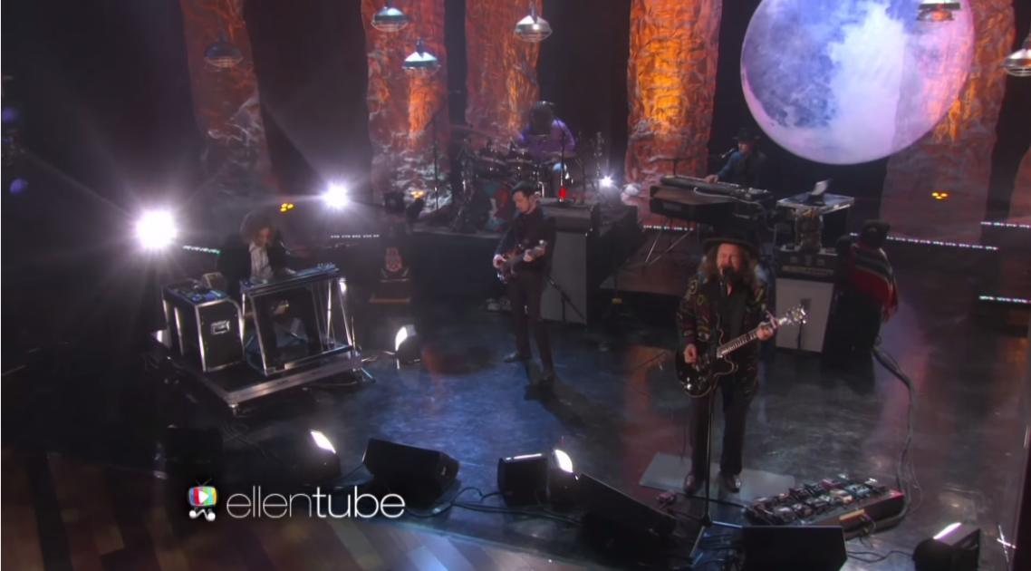 DVR Rewind | My Morning Jacket On Ellen & KCRW