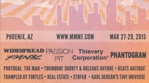 McDowell Mountain Music Festival Adds & Late Nights