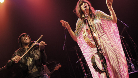 Pro-Shot Video | Nicki Bluhm And Gramblers With Boyd Tinsley