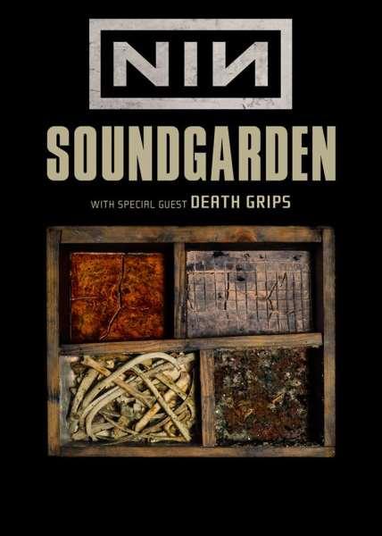 Tour Dates | Nine Inch Nails & Soundgarden Summer Tour