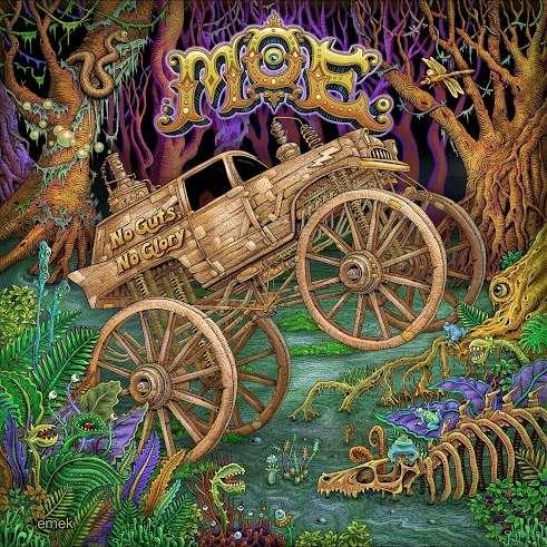 New Album | moe. To Release No Guts