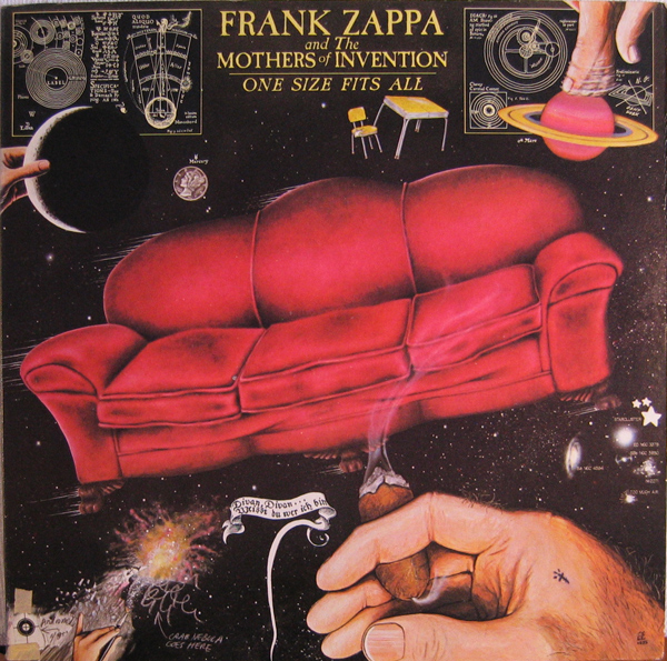 Cover Alert | moe. Covers San Ber'dino By Frank Zappa