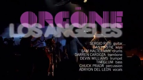 Exclusive Premiere | Orgone Mini-Documentary - Los Angeles
