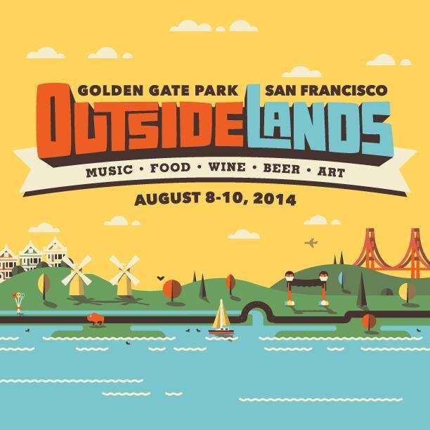 Outside Lands 2014 Lineup | Kanye