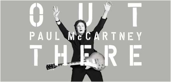 Paul McCartney Announces First U.S. Dates Of 2014