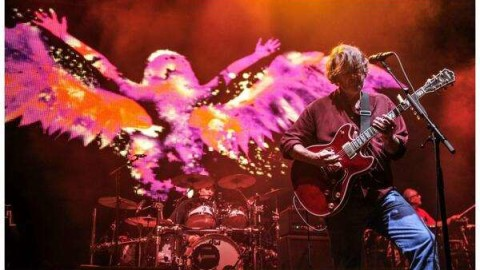 Galactic Members Team With Widespread Panic In Raleigh