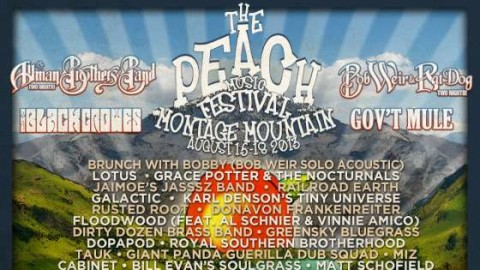 Peach Music Fest - Day One | Ratdog And Allman Brothers Welcome Guests