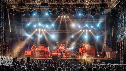 Widespread Panic Announces Panic En La Playa Cuatro