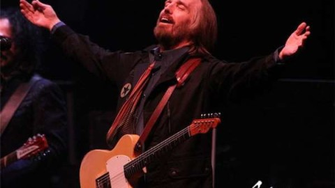 Tom Petty & The Heartbreakers Nearly Done With New Album