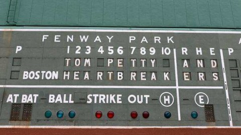 Tom Petty & The Heartbreakers Hint At Fenway Visit