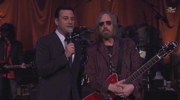 DVR Rewind | Tom Petty & Heartbreakers Jimmy Kimmel Live