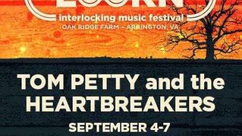 Tom Petty & The Heartbreakers To Headline Lockn'