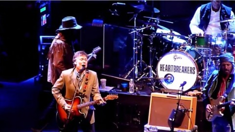 Steve Winwood Sits In With Tom Petty At Red Rocks