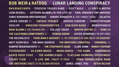 Phases Of The Moon | Bob Weir & RatDog Lead Phase Two