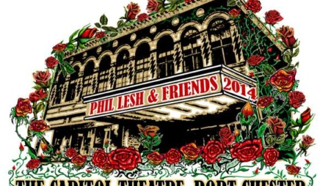 Phil Lesh Reveals Friends For Upcoming Shows