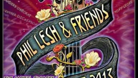 Cover Alert | Phil Lesh & Friends Tackle Allmans Mountain Jam