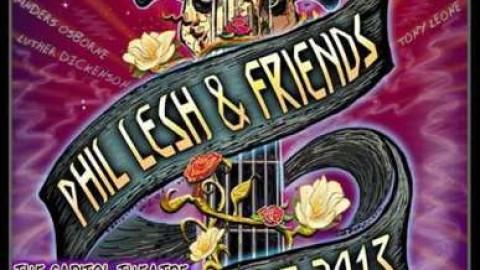 Tour Dates | Phil Lesh And Friends Fall Tour