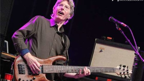 Phil Lesh And Terrapin Family Band To Play Brooklyn Bowl