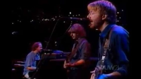 Flashback | Phish On Austin City Limits 2000