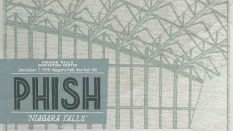 Phish To Release Niagara Falls '95 In November