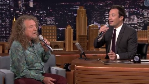 DVR Rewind | Jimmy Fallon Doo-Wops With Robert Plant