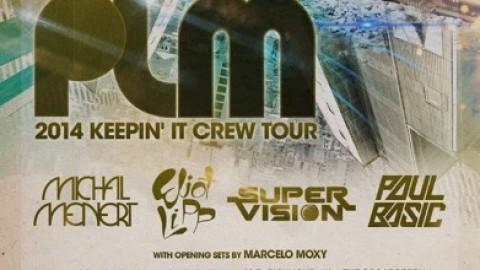 Tour Dates | PLM Keepin' It Crew Tour