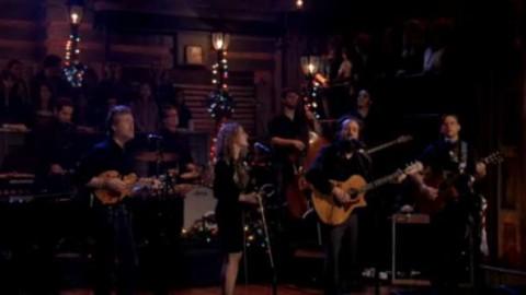 DVR Rewind   Amazing Ensemble Covers Pogues On Fallon