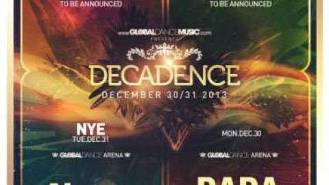 Decadence 2013 | Pretty Lights