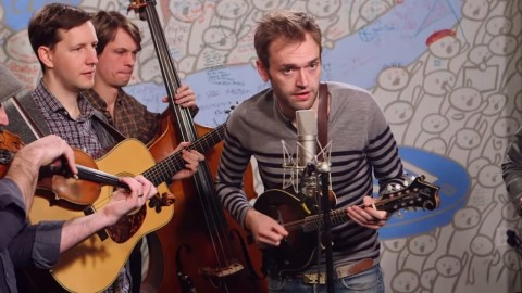 Cover Alert | Punch Brothers Cover The Strokes