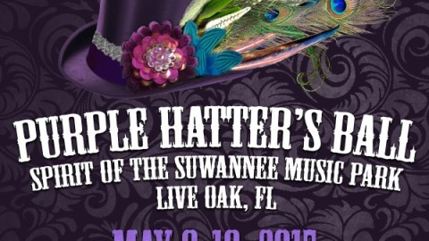 Purple Hatters Ball 2015 Lineup Announcement