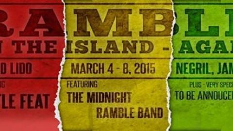 Ramble On The Island | Little Feat & Midnight Ramble Band