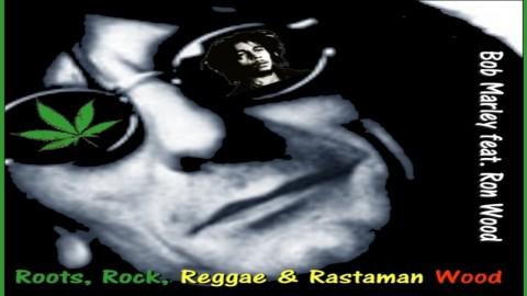 Happy Birthday Ron Wood | Bob Marley & Wailers Guest Spot