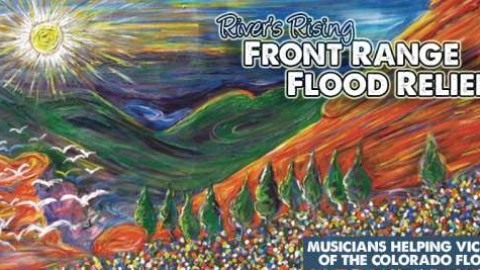 Colorado Flood Relief | New Live Compilation Features Many Jam Acts