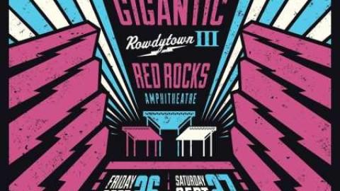 Big Gigantic Announces Rowdytown Lineup