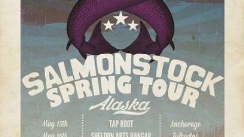 Tour Dates | Great American Taxi In Alaska For Salmonstock