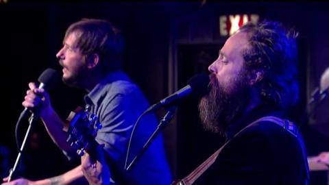 DVR Rewind   Iron & Wine and Ben Bridwell On Letterman