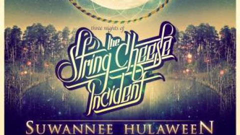 String Cheese Incident Announces Suwannee Hulaween