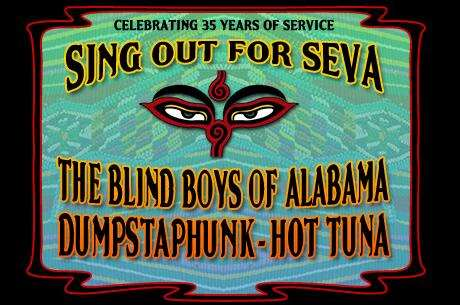 Sing Out For SEVA | Hot Tuna