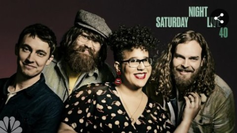 DVR Rewind   Alabama Shakes Return To Saturday Night Live
