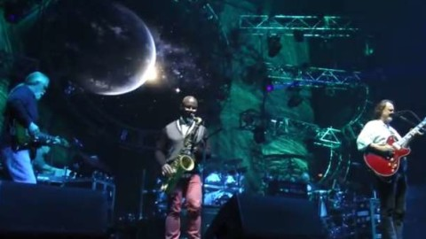 Pro-Shot Video   Widespread Panic And Karl D. Slip Into Darkness