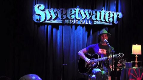 Cover Alert | Todd Snider Covers Fire On The Mountain