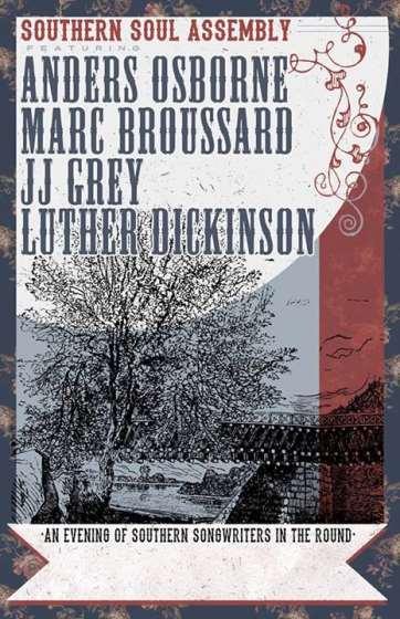 Tour Dates | The Southern Soul Assembly Tour
