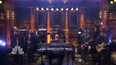 DVR Rewind | Stevie Wonder & The Roots - Sir Duke