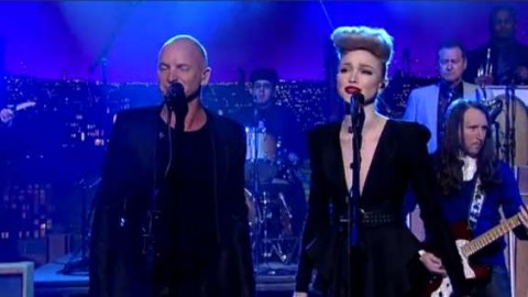 DVR Rewind | Sting Covers The Beatles On Letterman