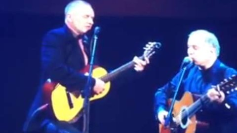 Sting And Paul Simon To Announce 18 Shows Together