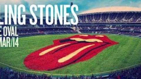 Rolling Stones To Tour Australia In 2014