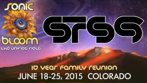 Sonic Bloom Festival 2015 Lineup Announcement
