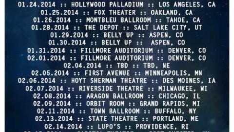 Tour Dates | STS9 Announce Winter Tour