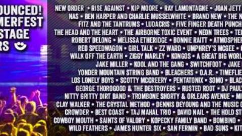 Milwaukee Summerfest Lineup | Umphrey's