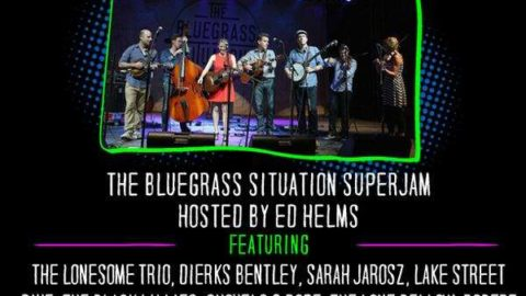 Bluegrass Situation Bonnaroo SuperJam Lineup Revealed